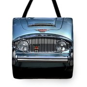 Sports Car Tote Bag