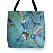 Sports Hockey-2 Tote Bag