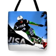 Sports  Tote Bag by Lanjee Chee