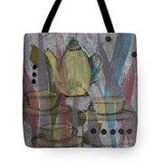 Spot Of Tea Tote Bag