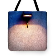 Spot Of Warming Light Tote Bag