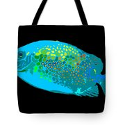 Spotted Colors Tote Bag