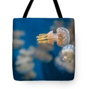 Spotted Jelly Aliens 1 Tote Bag