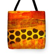 Spotted Sunset Tote Bag