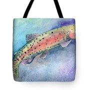 Spotted Trout Tote Bag