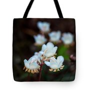Spotted Wintergreen 4 Tote Bag