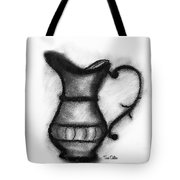Spout And Handle Tote Bag