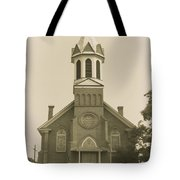 Sprague Church 2 Tote Bag