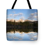 Sprague Lake 2 Tote Bag