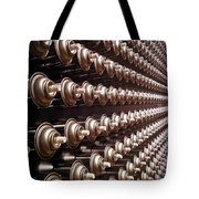 Spray Can Art Tote Bag