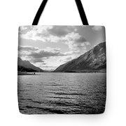 Spray Lake Tote Bag