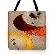 Spreading Colors In Life Tote Bag