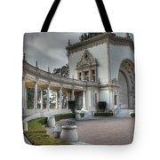 Spreckles Organ Pavilion Tote Bag