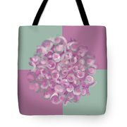 Spreeze Rose Tote Bag