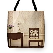 Sprig Of Lilacs Tote Bag by Margie Hurwich