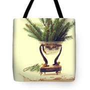 Sprigs Of Pine Tote Bag