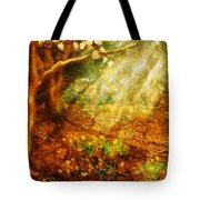 Spring - A Sign Of Spring Tote Bag
