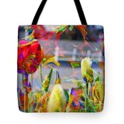 Spring Abstraction IIi Tote Bag