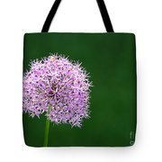 Spring Allium Tote Bag