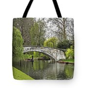 Spring And The River Cam Tote Bag