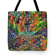 Spring Arrives By Rafi Talby Tote Bag