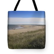 Spring At Crane Beach Tote Bag