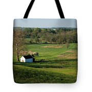 Spring At Maurice Stevens Spring House Tote Bag