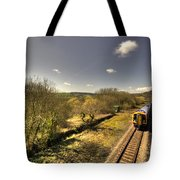 Spring At Seaton Junction  Tote Bag