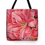 Spring Azalea Tote Bag