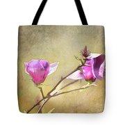 Spring Blossoms - Digital Sketch Tote Bag