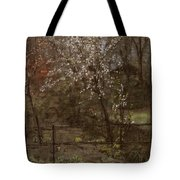 Spring Blossoms Tote Bag by Henry Muhrmann