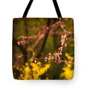 Spring Blossoms I Tote Bag