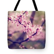 Spring Blossoms II Tote Bag