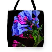 Spring Bluebells Tote Bag
