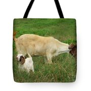 Spring Born Tote Bag