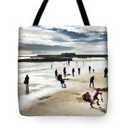 Spring-break At The Seaside Tote Bag