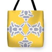 Spring Bunny Design Tote Bag