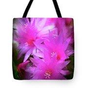 Spring Cactus Tote Bag