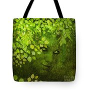 Spring Coming Tote Bag