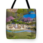 Spring Coolidge Park 2 Tote Bag