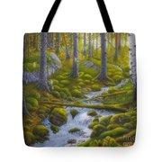 Spring Creek Tote Bag