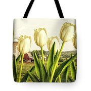 Spring Down On The Farm Tote Bag