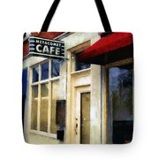 Spring Evening In Amherst Tote Bag