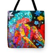 Spring Fantasy Tote Bag