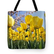 Spring Flowers 10 Tote Bag