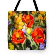 Spring Flowers No. 4 Tote Bag