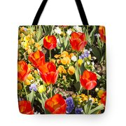 Spring Flowers No. 5 Tote Bag