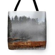 Spring Fog Tote Bag