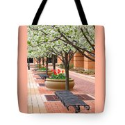 Spring Fragrance Tote Bag