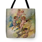 Spring From The Seasons Commissioned For The 1920 Pears Annual Tote Bag